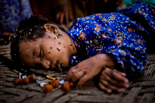 Sleeping「Millions Displaced By Pakistan Flood Devastation As Crisis Continues」:写真・画像(13)[壁紙.com]