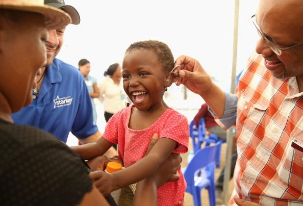 Volunteer「Bringing Hearing To The Children Of Lesotho」:写真・画像(16)[壁紙.com]