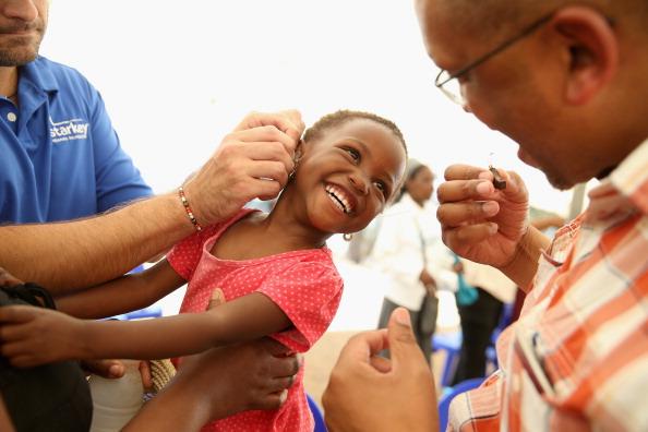 Volunteer「Bringing Hearing To The Children Of Lesotho」:写真・画像(9)[壁紙.com]