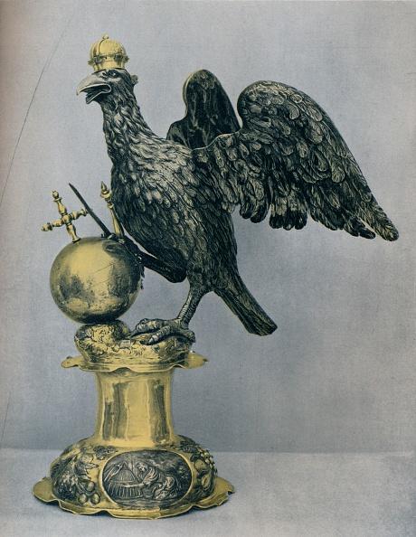Animal Representation「'Polish Eagle-shaped vessel from King John Casimir's set', c1666. Artist: Heinrich Mannlich.」:写真・画像(17)[壁紙.com]