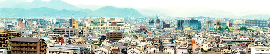 Japan「京都パノラマ スカイライン」:スマホ壁紙(11)