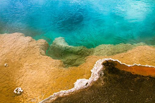 Algae「Beauty in natural geysers」:スマホ壁紙(7)