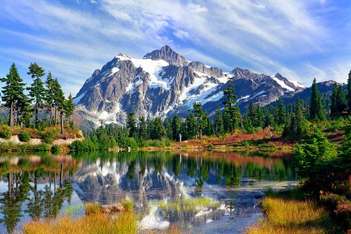North Cascades National Park「Beauty in Nature」:スマホ壁紙(4)