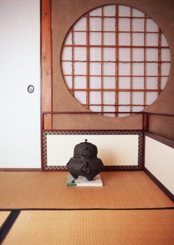 Tea Kettle「Japanese tea-room」:スマホ壁紙(13)