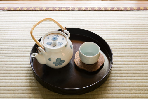 Teapot「Japanese tea」:スマホ壁紙(19)