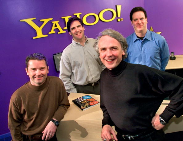 Internet「Yahoo! Inc Executives Front Jeff Mallett President And Coo And Tim Koogle Chairman」:写真・画像(17)[壁紙.com]