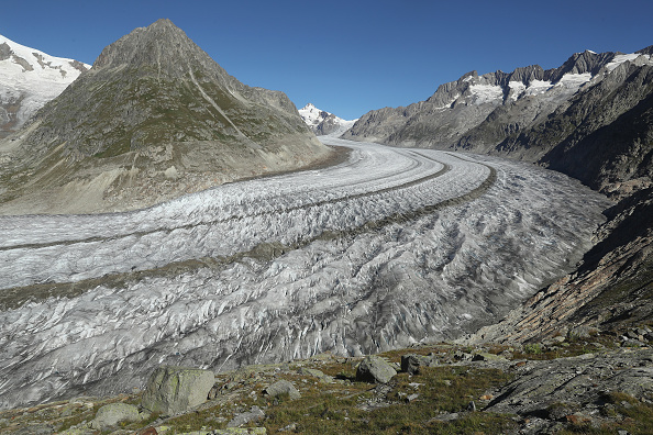 Greenhouse Gas「Europe's Melting Glaciers: Aletsch」:写真・画像(17)[壁紙.com]
