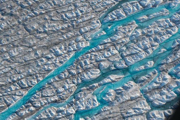 Ice「Western Greenland Hit By Unseasonably Warm Weather」:写真・画像(7)[壁紙.com]