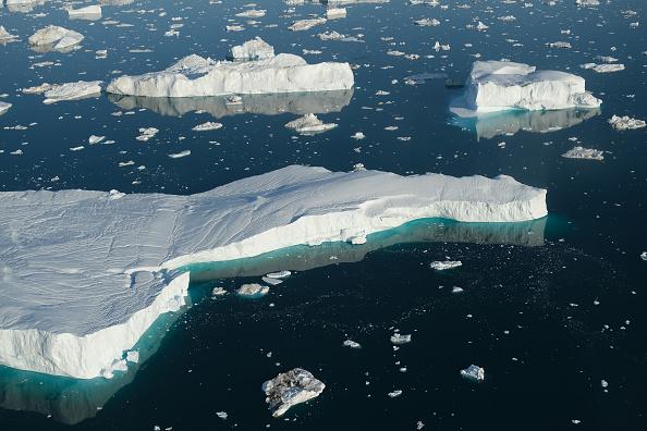 Iceberg - Ice Formation「Western Greenland Hit By Unseasonably Warm Weather」:写真・画像(16)[壁紙.com]