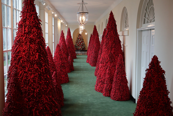 Direction「Holiday Decorations On Display At The White House」:写真・画像(8)[壁紙.com]