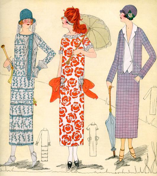 Fashion「Women In 1920s Fashion」:写真・画像(5)[壁紙.com]