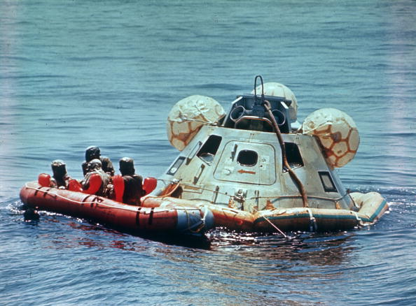 Recovery「Apollo 12 Module」:写真・画像(0)[壁紙.com]