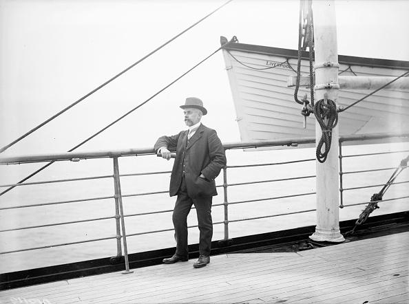 Boat Deck「Serious Traveller」:写真・画像(5)[壁紙.com]