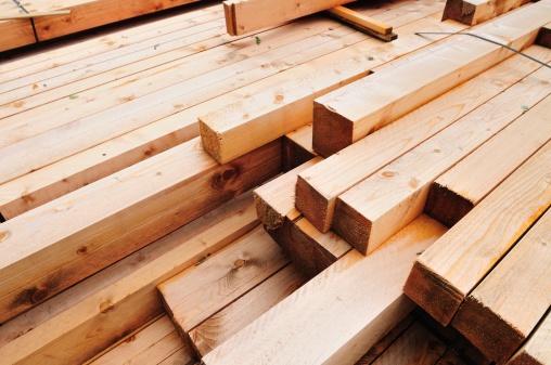 Lumber Industry「Wood beams」:スマホ壁紙(5)