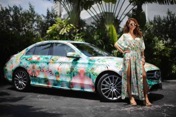 Miami Beach「Around Mercedes-Benz Fashion Week Swim 2015 - Day 3」:写真・画像(9)[壁紙.com]
