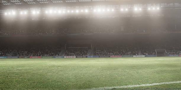Floodlit Stadium:スマホ壁紙(壁紙.com)