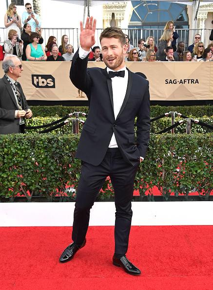 ダービーシューズ「The 23rd Annual Screen Actors Guild Awards - Arrivals」:写真・画像(11)[壁紙.com]