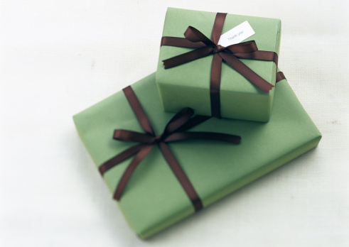 プレゼント「Present」:スマホ壁紙(17)