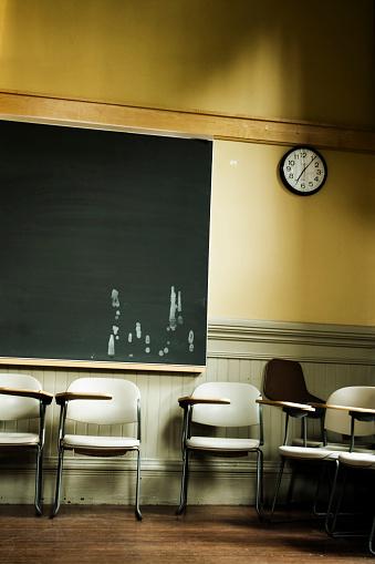 Chalk - Art Equipment「Seven o'clock」:スマホ壁紙(7)
