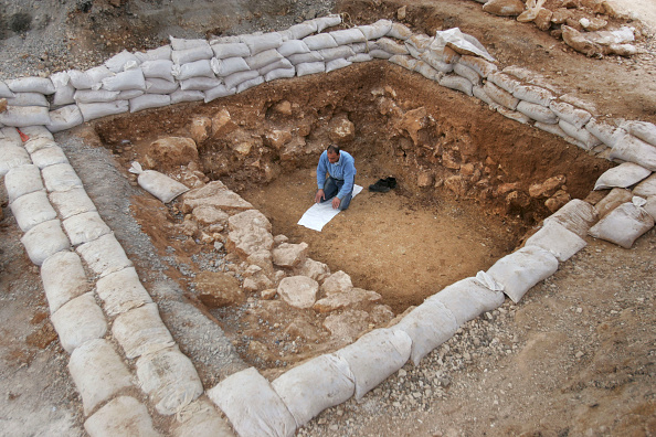 Archaeology「Ancient Jewish Settlement Unearthed In Jerusalem」:写真・画像(3)[壁紙.com]