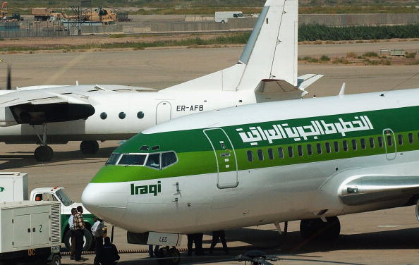 Respiratory Tract「Iraqi Airways returns to the skies after 14 years」:写真・画像(0)[壁紙.com]