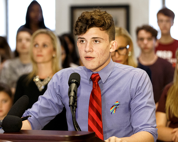 Tallahassee「Parkland Students, Activists, Rally At Florida State Capitol For Gun Control」:写真・画像(13)[壁紙.com]