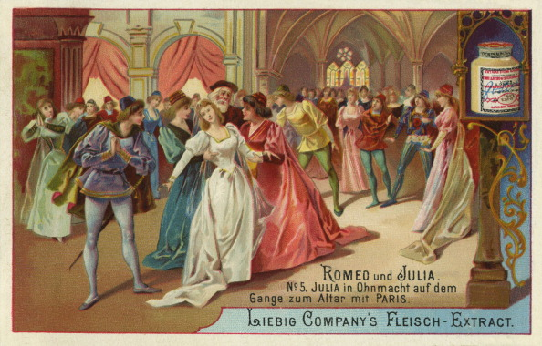 Elizabethan Style「Romeo and Juliet by William Shakespeare」:写真・画像(16)[壁紙.com]