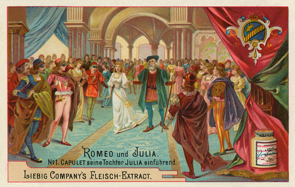 Elizabethan Style「Romeo and Juliet by William Shakespeare」:写真・画像(6)[壁紙.com]