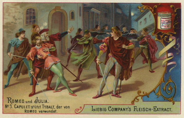 Elizabethan Style「Romeo and Juliet by William Shakespeare」:写真・画像(10)[壁紙.com]