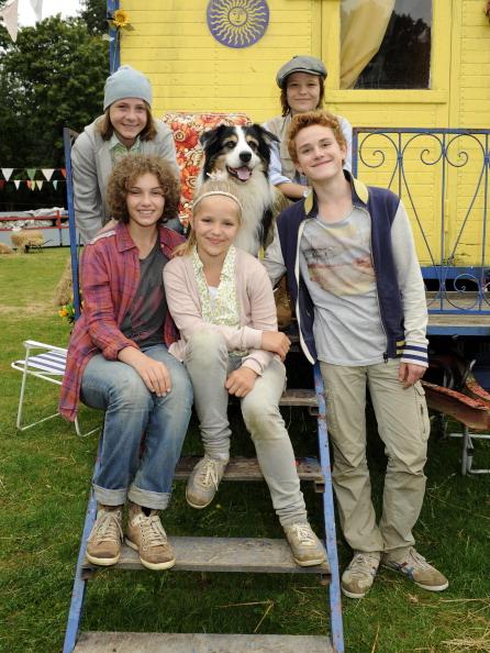 Christian Augustin「'Fuenf Freunde 2' Set Visit」:写真・画像(9)[壁紙.com]