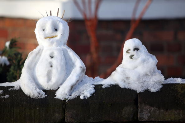 雪だるま「Freezing Temperatures Continue To Grip The Country」:写真・画像(2)[壁紙.com]