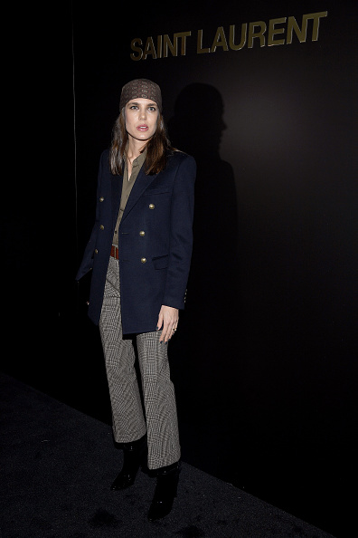 Navy Blue「Saint Laurent : Photocall - Paris Fashion Week Womenswear Fall/Winter 2020/2021」:写真・画像(17)[壁紙.com]