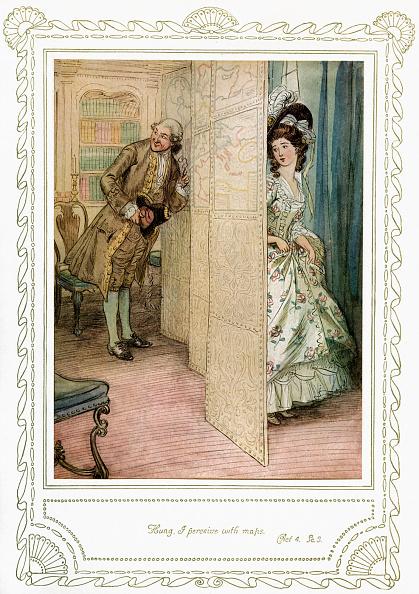 Hiding「Richard Brinsley Sheridan's play」:写真・画像(11)[壁紙.com]