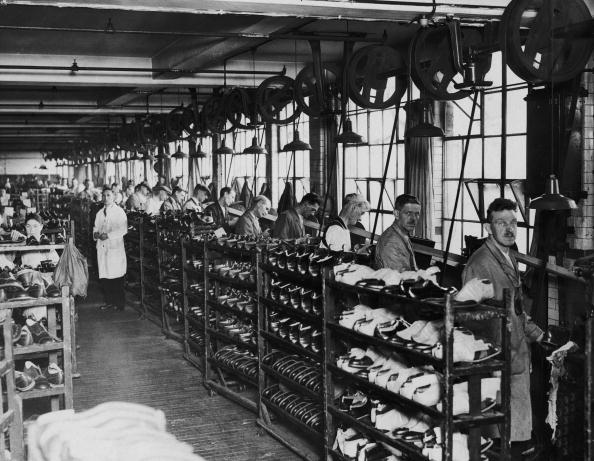 Northamptonshire「Shoe Factory」:写真・画像(1)[壁紙.com]