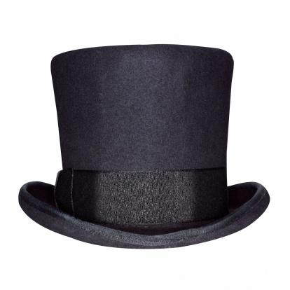 シルクハット「Top hat」:スマホ壁紙(18)