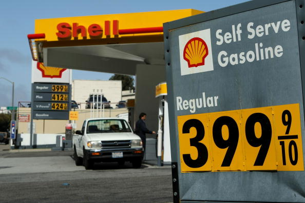 Price「Gas Prices Jump Up 15 Cents In Two Weeks」:写真・画像(10)[壁紙.com]