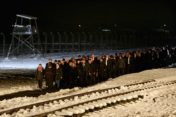 70th Anniversary「Commemorations Are Held For The 70th Anniversary Of The Liberation Of Auschwitz」:写真・画像(6)[壁紙.com]