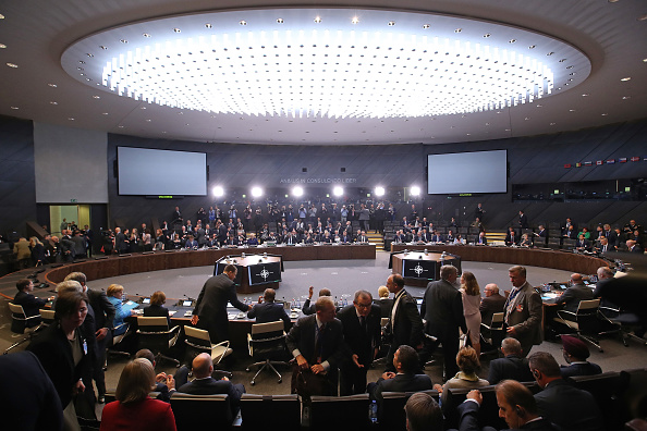 Brussels-Capital Region「NATO Summit In Brussels - Day Two」:写真・画像(4)[壁紙.com]