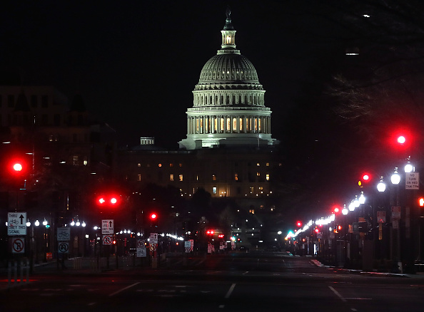 Politics「After Another Gov't Shutdown, Congress Attempts To Vote Again On Budget Bill」:写真・画像(8)[壁紙.com]