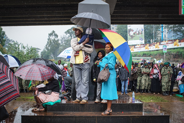 Nichole Sobecki「Kenya Welcomes Pope Francis For His First Visit To Africa」:写真・画像(6)[壁紙.com]