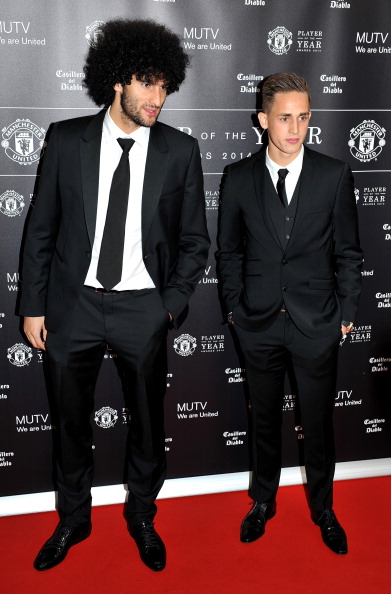 アドナン・ヤヌザイ「Manchester United Football Club Player Of The Year Awards - Red Carpet Arrivals」:写真・画像(0)[壁紙.com]
