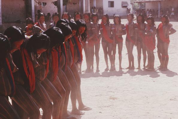 Indigenous Culture「Kayapo Women」:写真・画像(7)[壁紙.com]