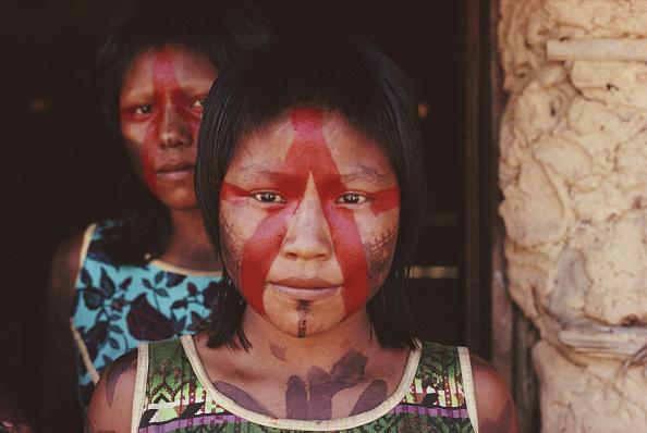 Indigenous Culture「Kayapo People」:写真・画像(2)[壁紙.com]