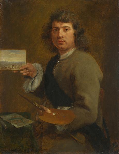 Eyesight「Sight (Portrait Of Robert Van Den Hoecke (1622-1688). From The Series The Five Senses」:写真・画像(9)[壁紙.com]
