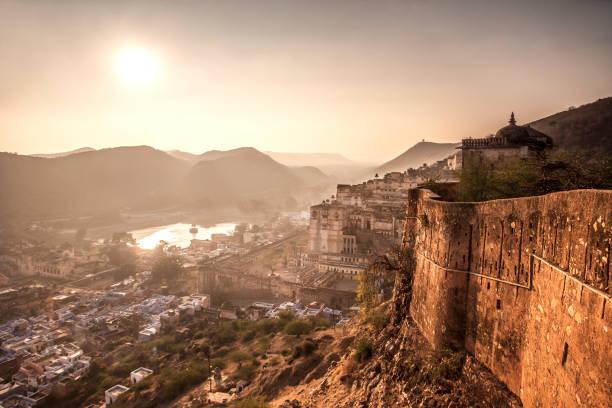 Bundi, Rajasthan, India.:スマホ壁紙(壁紙.com)