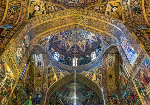 Iran「Vank Cathedral and The Church」:スマホ壁紙(1)