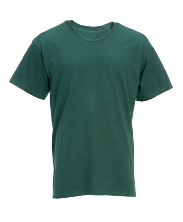 Clothing「Blank green t-shirt front-isolated on white w/clipping path」:スマホ壁紙(16)