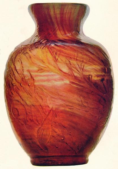 Vase「Glass Vase by E. Galle, c1846-1903, (1903). Artist: Emile Galle」:写真・画像(18)[壁紙.com]
