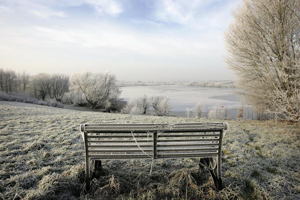 Frost「Cold Snap Sweeps Across England」:写真・画像(5)[壁紙.com]