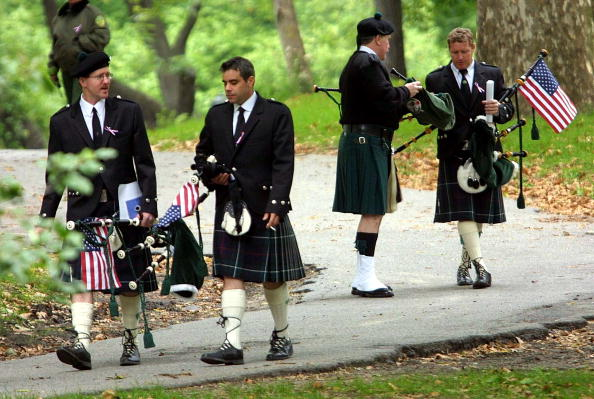 Celtic Music「Cantor Fitzgerald Employees Remembered at Memorial」:写真・画像(9)[壁紙.com]